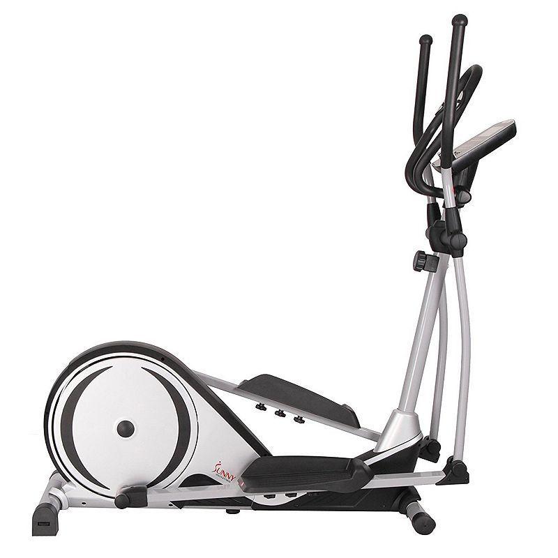 Sunny health fitness long stride elliptical in