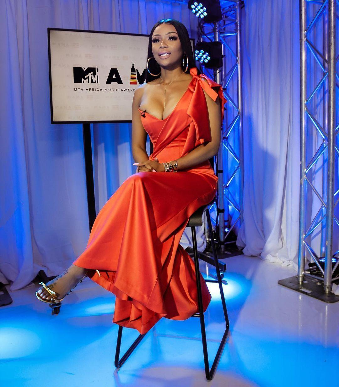 "Bonang Matheba on Instagram: ""....the MTV Africa Music ..."