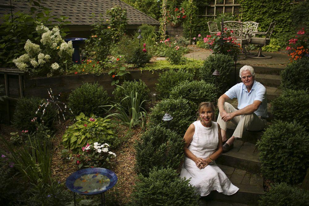 Beautiful Gardens: Secret Garden Grows In Unlikely Setting In Eagan