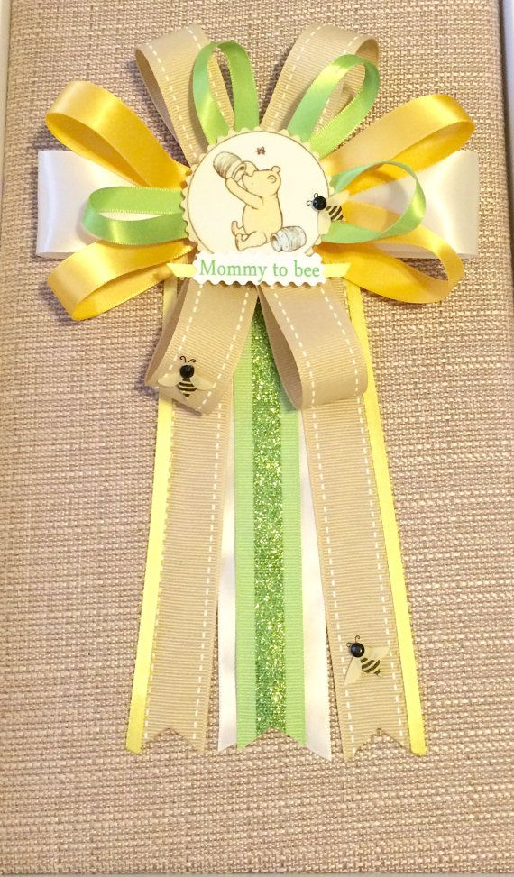 Classic Winnie The Pooh Inspired Baby Shower By