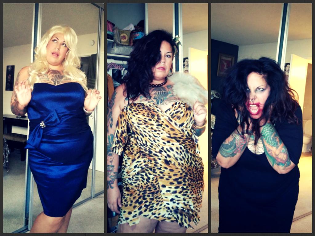 3 plus size halloween costume ideas, Zaftig Times | Plus Size ...