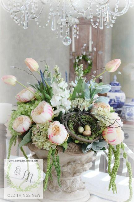 Urn Decorations For Spring Simple Pindonna Mc Loughlin On Spring  Easter ☂  Pinterest Decorating Inspiration