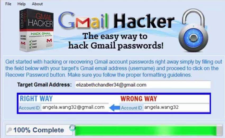 Free gmail password hack tool 2020 100 hacking in 2