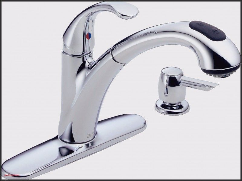 Beautiful Delta Kitchen Faucet Leaking At Base