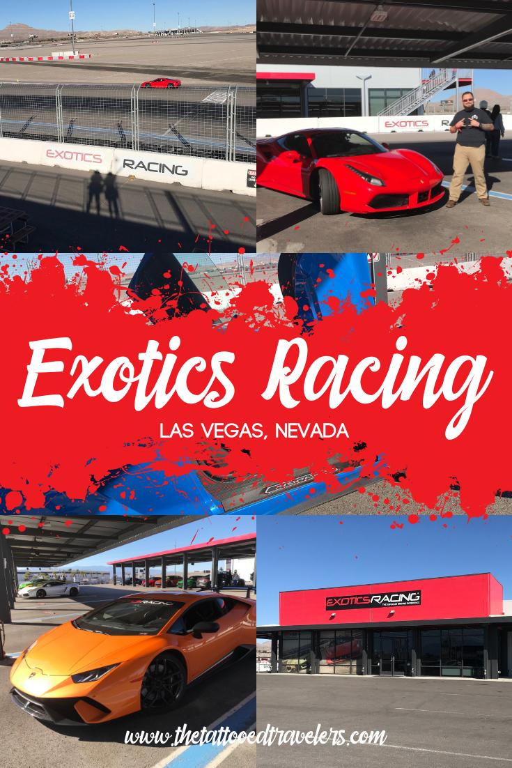 A Supercar Driving Experience At Exotics Racing In Las Vegas Supercar Driving Experience Driving Experience Driving Instructor