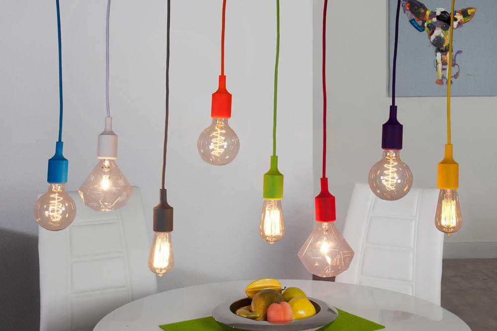 Závesné svietidlá : Lampa Rainbow 8