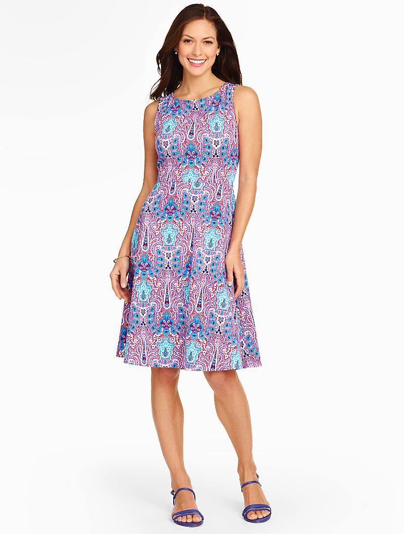 currently coveting: this beautiful vibrant paisley print pattern