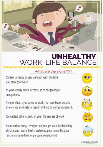 unhealthy work life balance work life balance tips Work life
