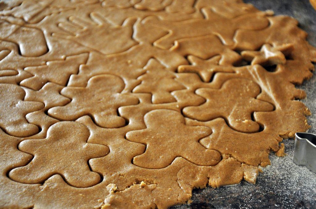 GlutenFree Gingerbread Cookies Gluten free gingerbread