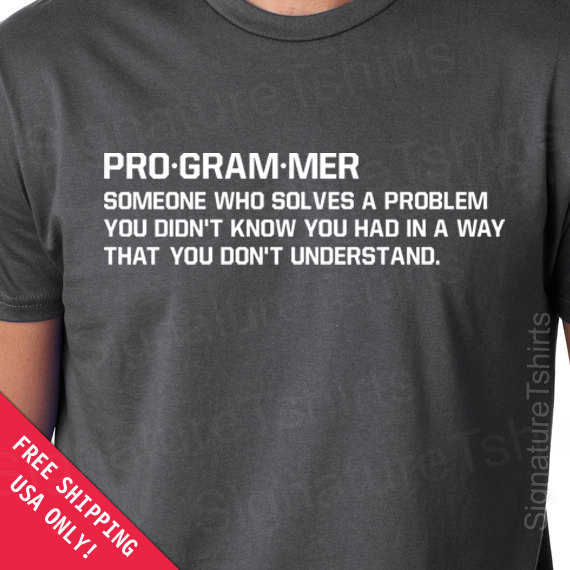 Gift Husband Dad Programmer Geek Shirt Mens Womens T Father Daddy VSzpLqUMG