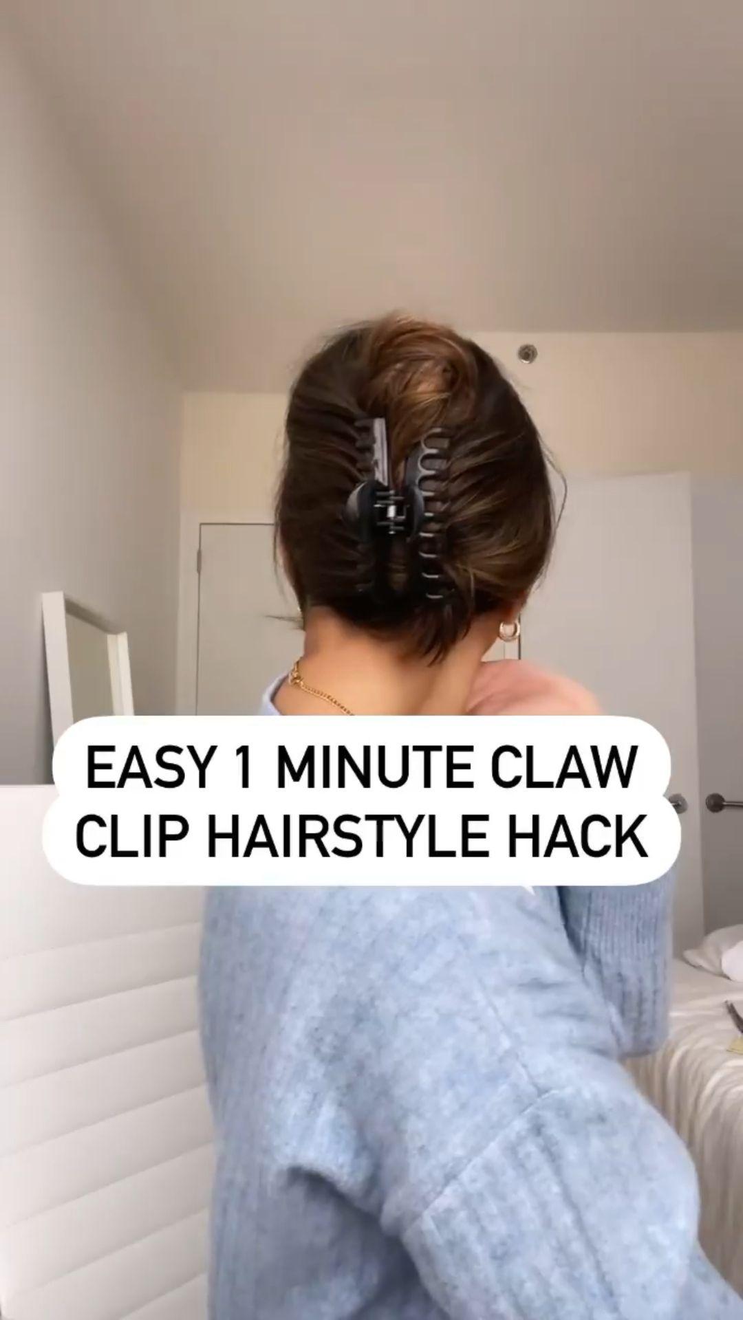 EASY HAIR HACK