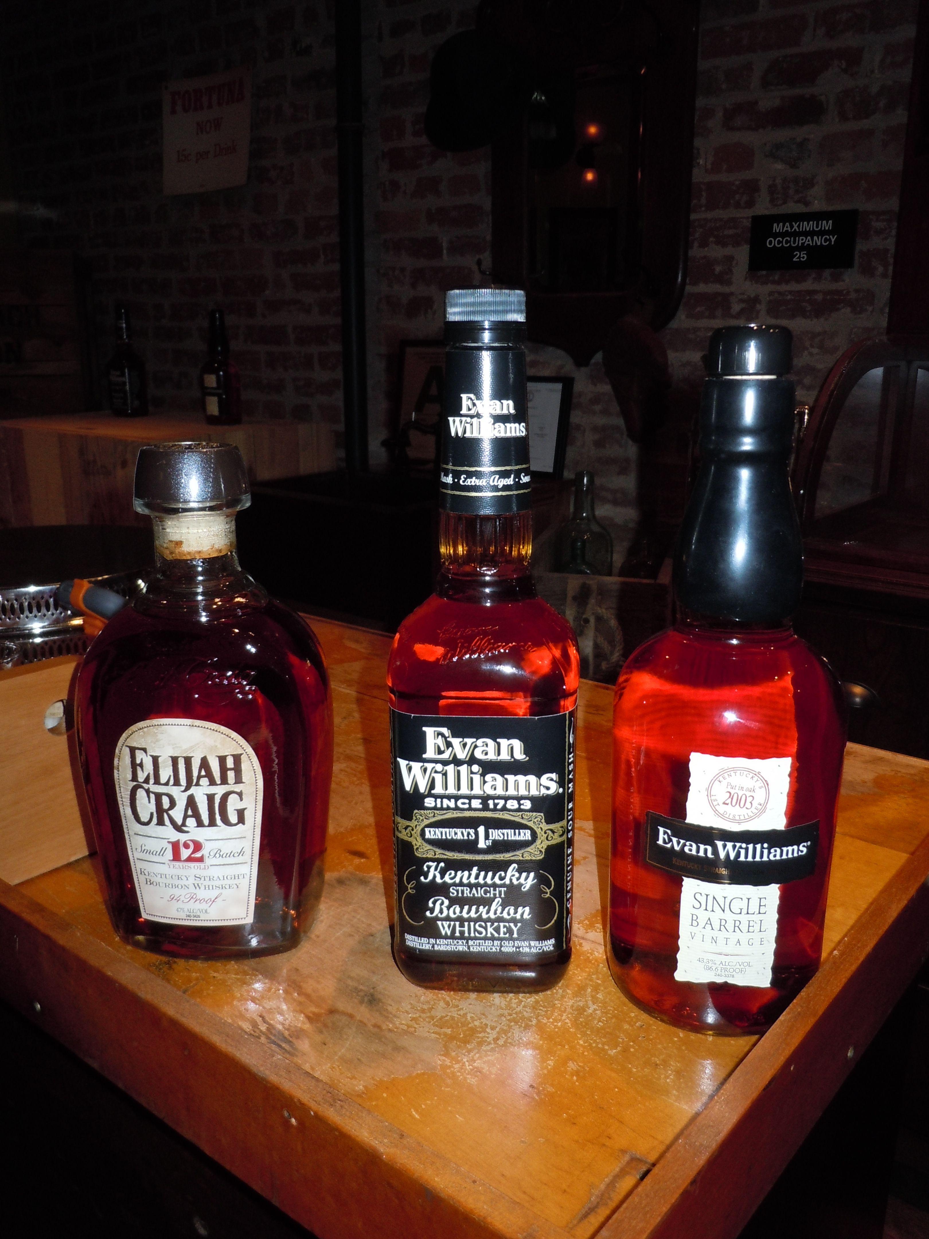 Experiencing The Evan Williams Bourbon Experience Evan Williams Bourbon Evan Williams Bourbon