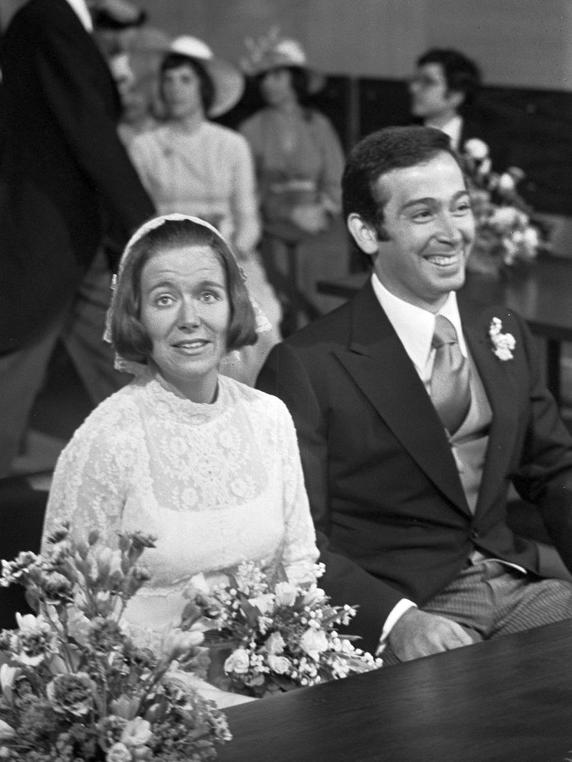 Princess Christina Of The Netherlands And Jorge Guillermo