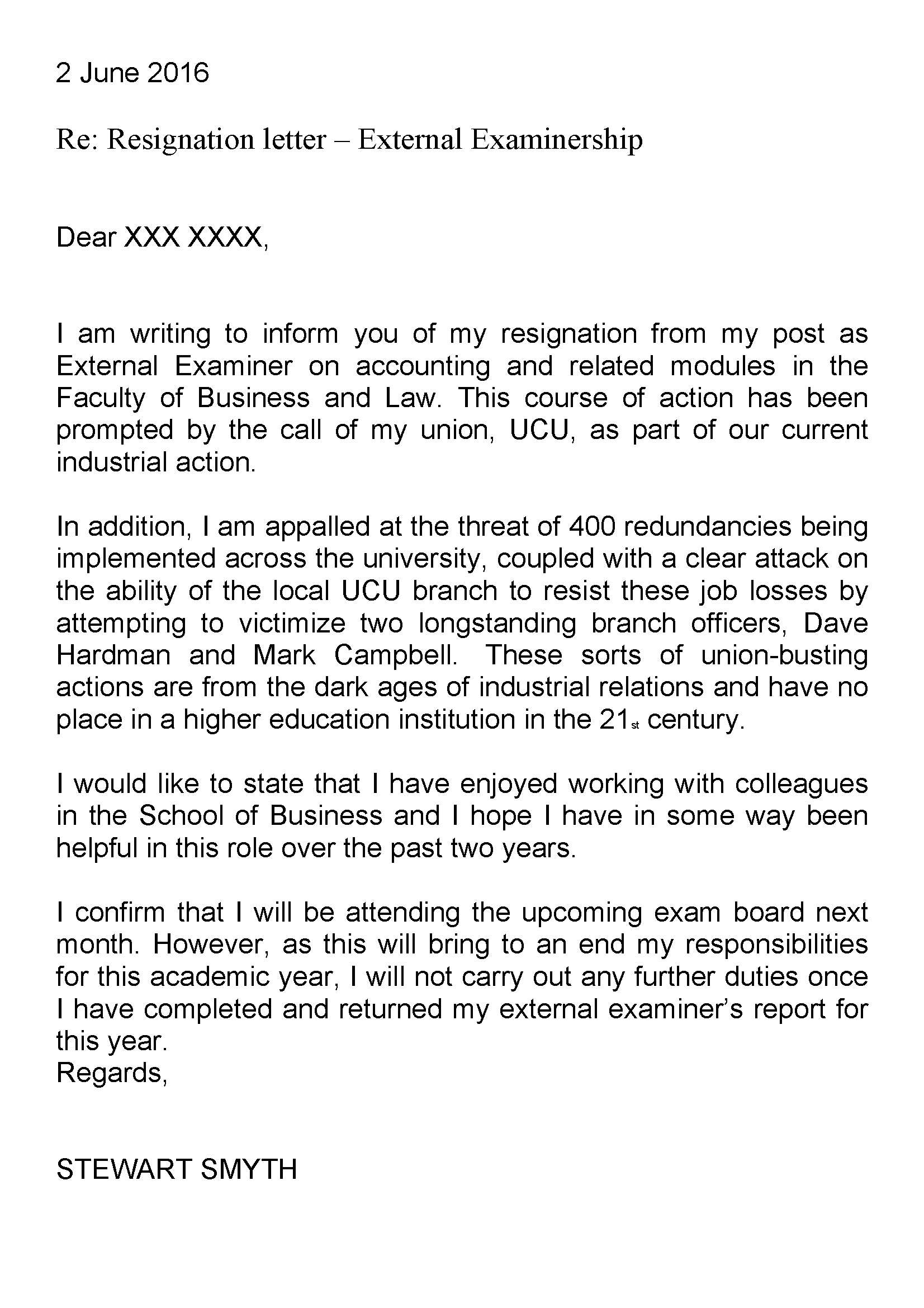 Thank You Letter Closing Examples Business Cover Letters Writing