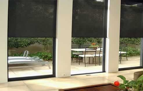 stunning window blinds Shades Shutters of Australia interior