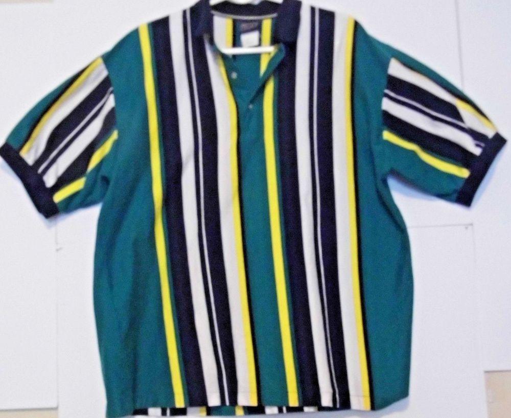 Vintage 90's MISSONI Sport ITALY PURPLE Black POLO SHIRT