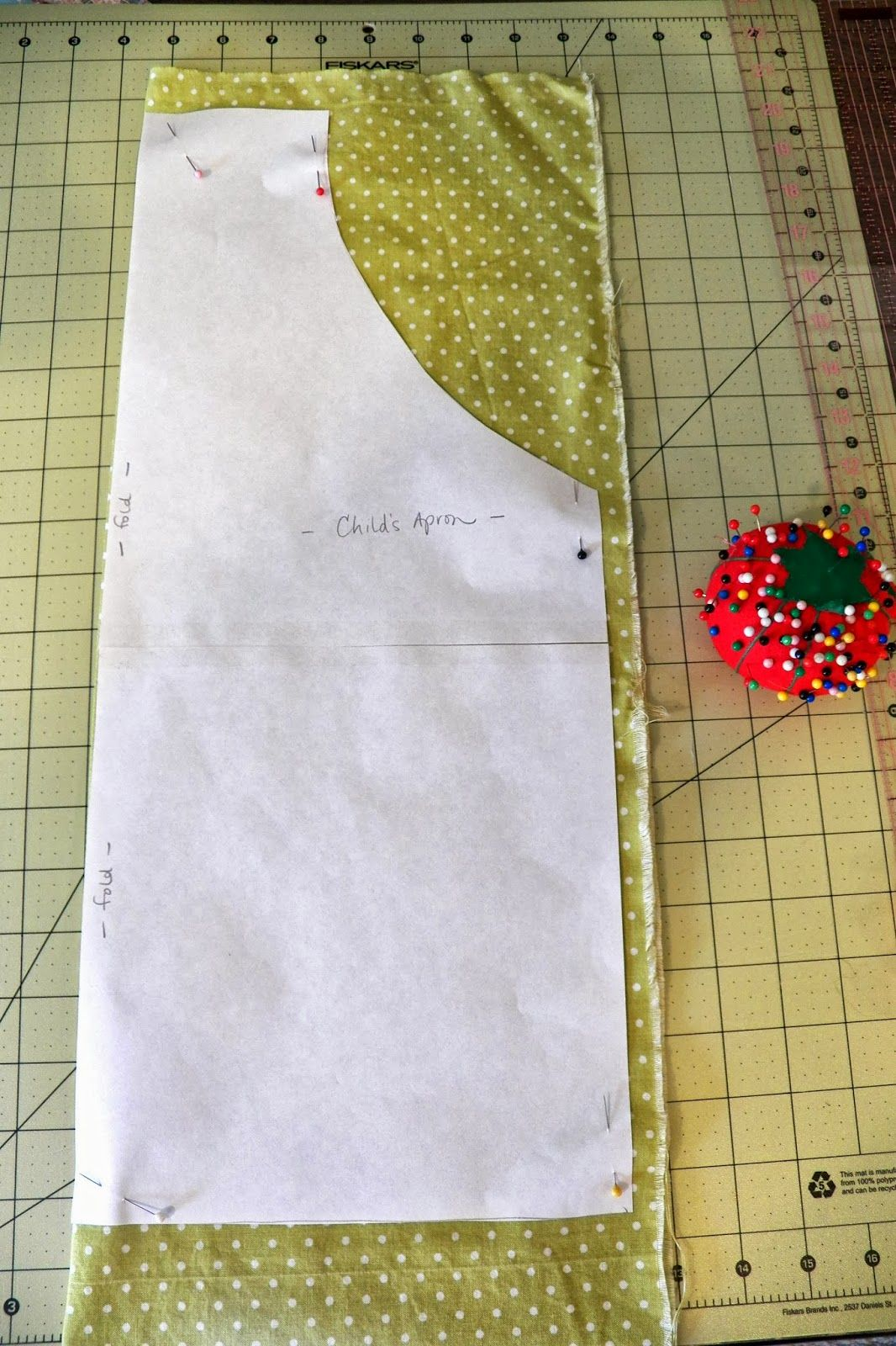 Easy Apron Pattern New Design Inspiration