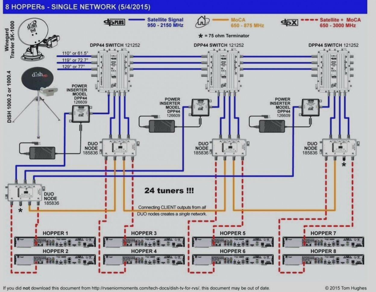 Directv Swm 16 Wiring Diagram Collection Inside Honda Cl360