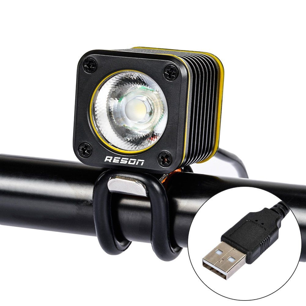 Reson Bike Light Usb Bicycle Light 1000lm Cree T6 5v Usb Led Bike