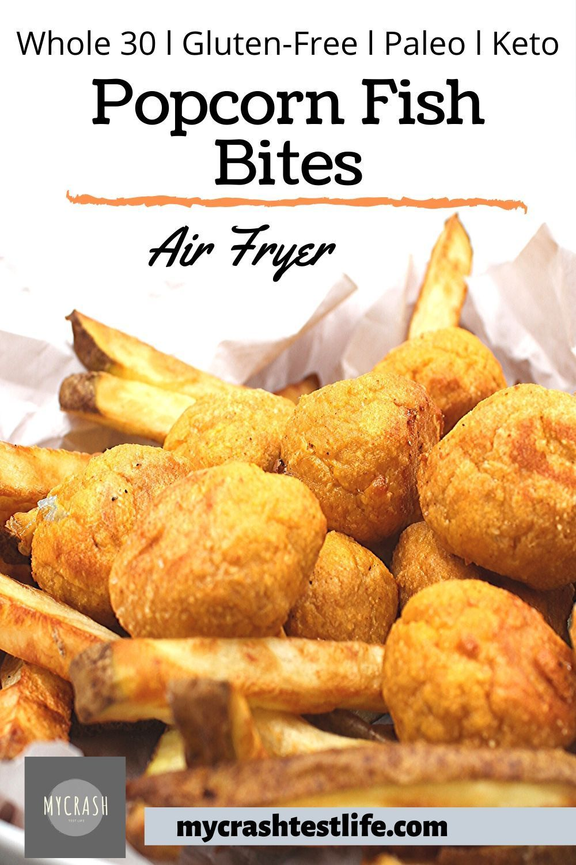 Air Fryer Fish Bites Recipe in 2020 Food processor recipes