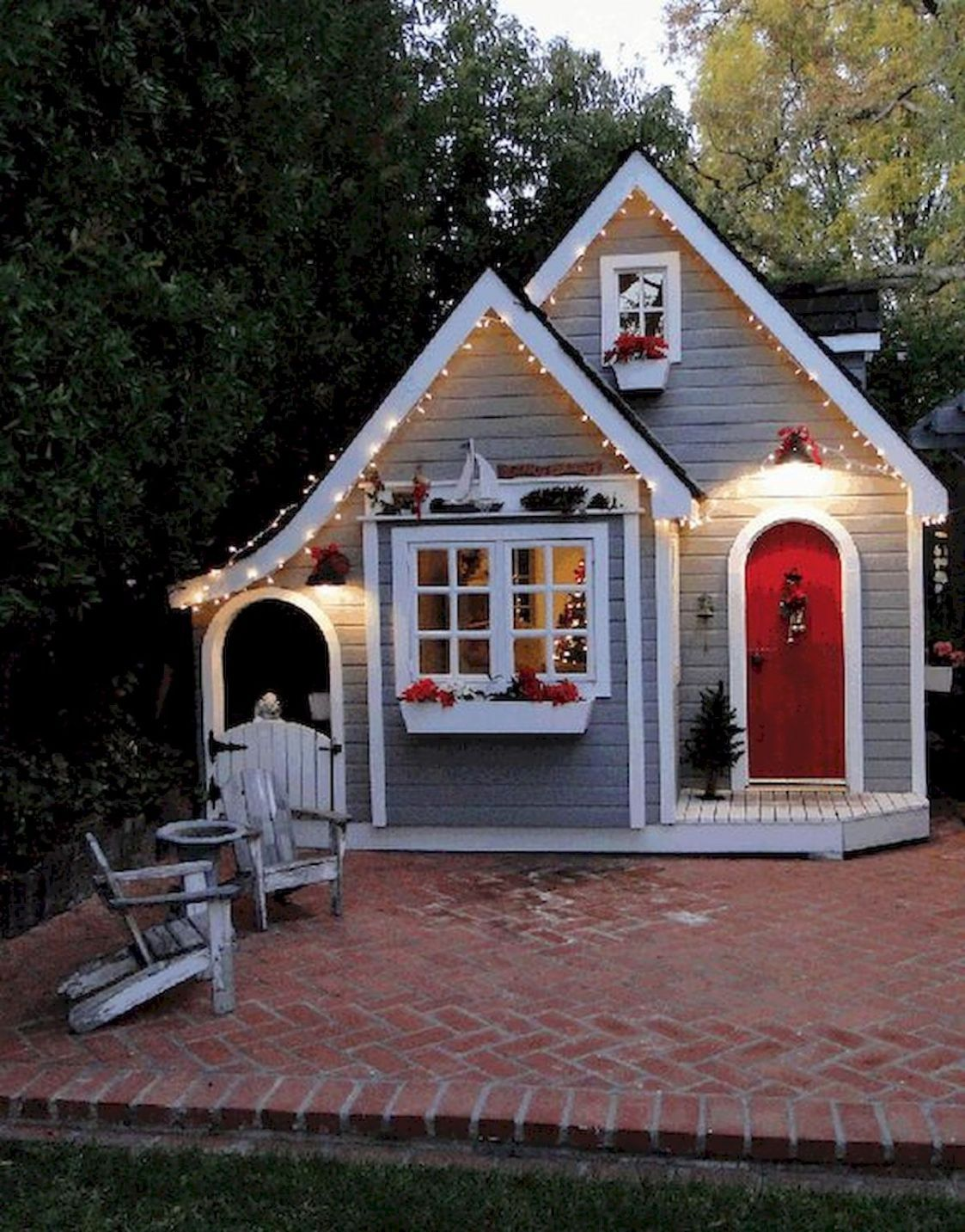 58 Best Tiny House Plans Small Cottages #tinyhouses
