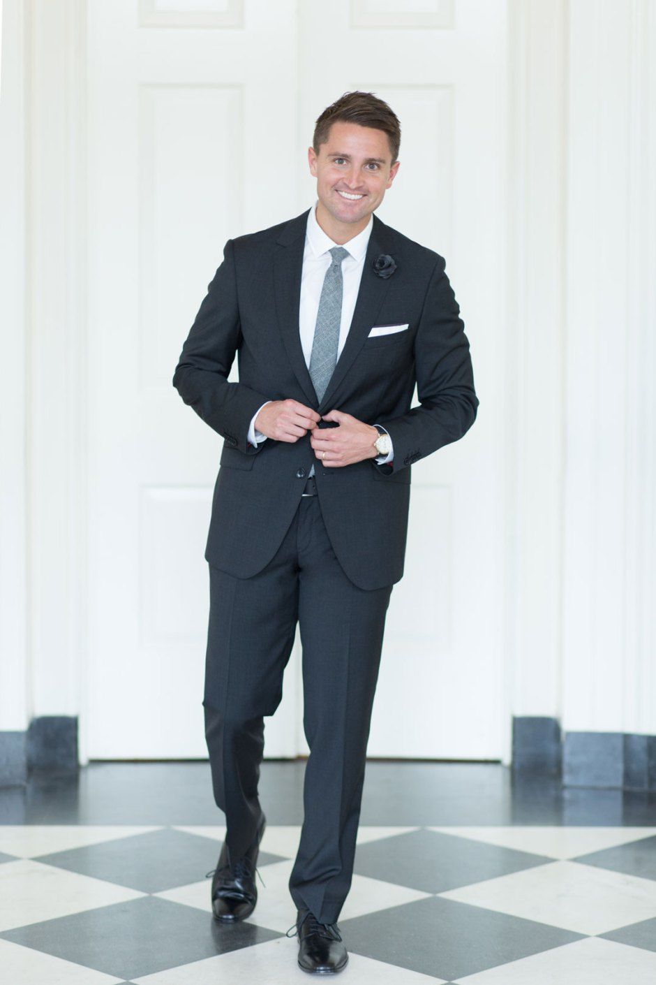 What To Wear To A Black Tie Optional Wedding Black Tie