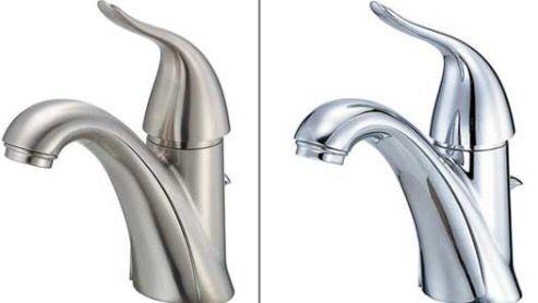 Brushed Nickel Vs Chrome Chrome Bathrooms Remodel Master Bath