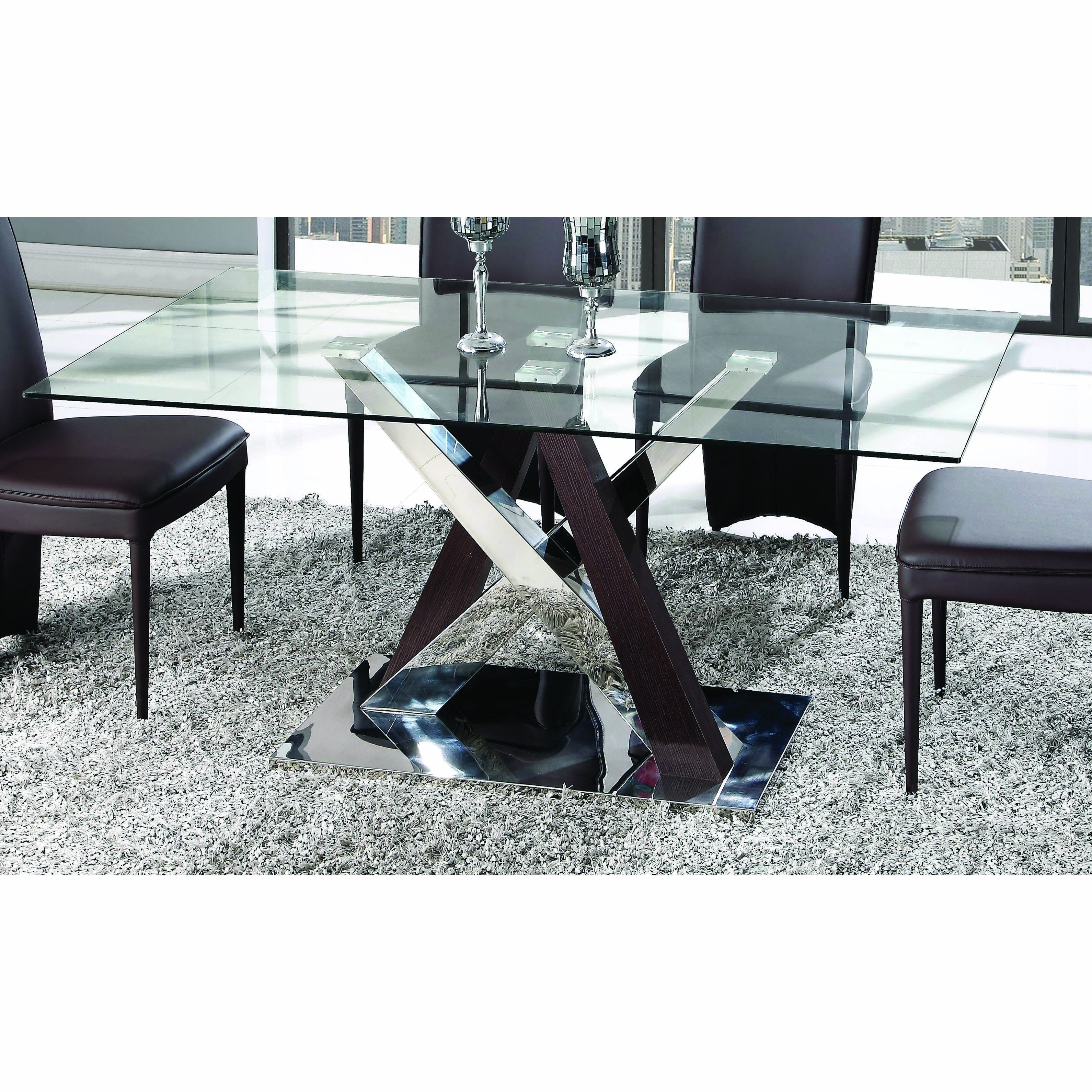Mxhr Was Here Glass Dining Table Cheap Dining Room Sets Dining