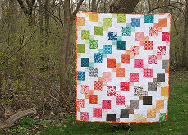 You'll Love These 18 Free & Easy Quilt Patterns | Sewing projects ... : easy quilt pattern - Adamdwight.com