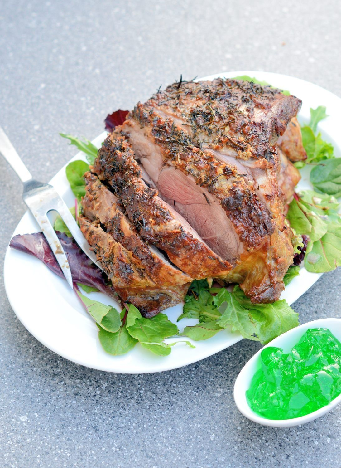 15 Stunning New Year's Eve Dinners at Home Roast lamb