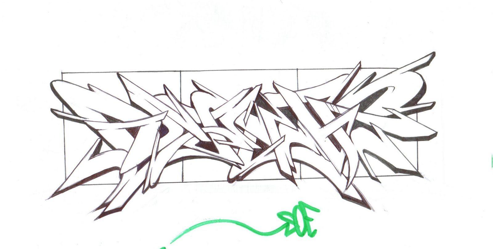 Graffiti Blackbook