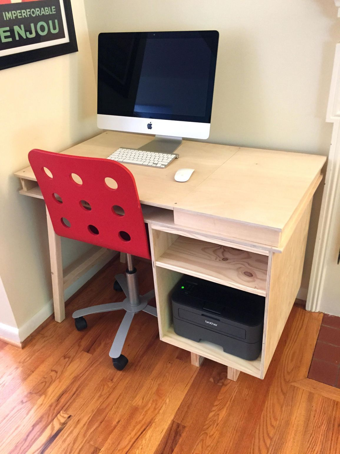 50 Unfinished Corner Computer Desk Cool Storage Furniture Check More At Http