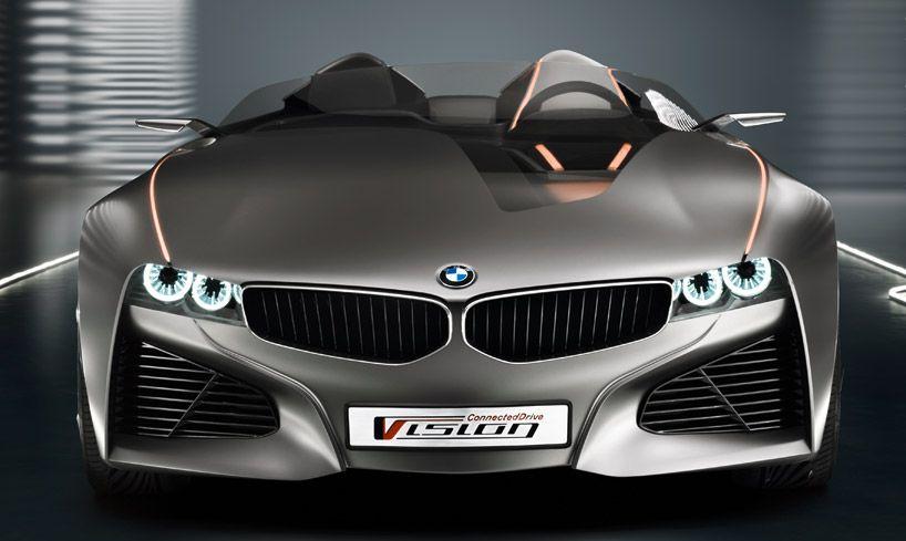 BMW: vision connected drive at geneva motor show 2011 | Geneva, BMW ...
