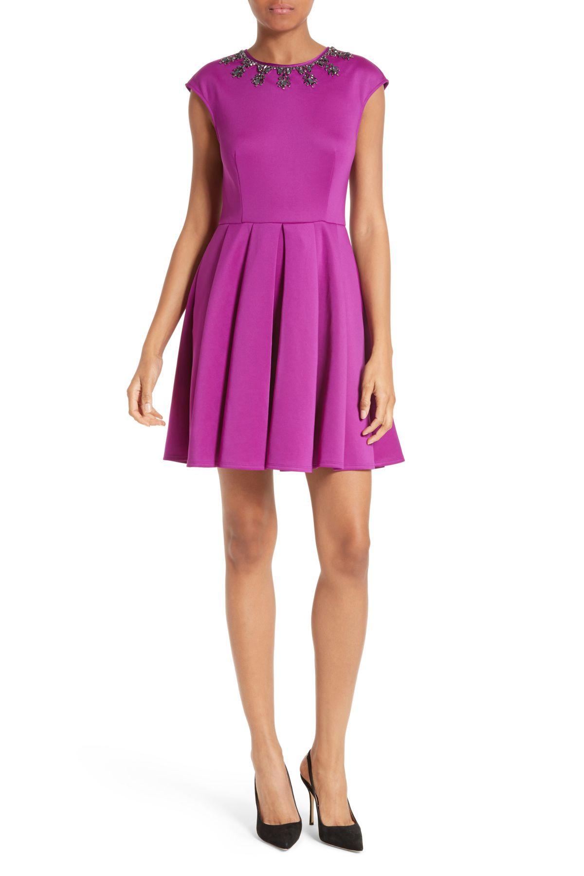 J\'adore Embellished Dress by Ted Baker London on @HauteLook ...