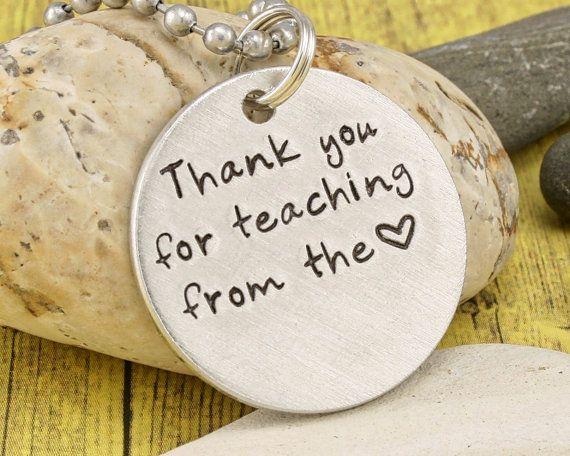 Teacher Appreciation Gift  Mentor Gift  Thank You by iiwiiemporium