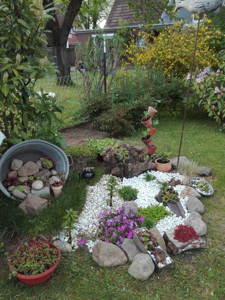 Arredamento del giardino all 39 inglese ispiratevi con for Idea giardino