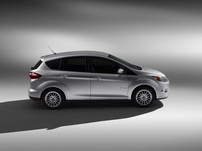 Ford Begins Taking Orders For 2013 C Max Hybrid Ford C Max