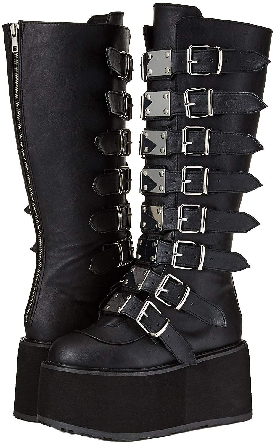 Demonia womens damned318 knee high boot you can find