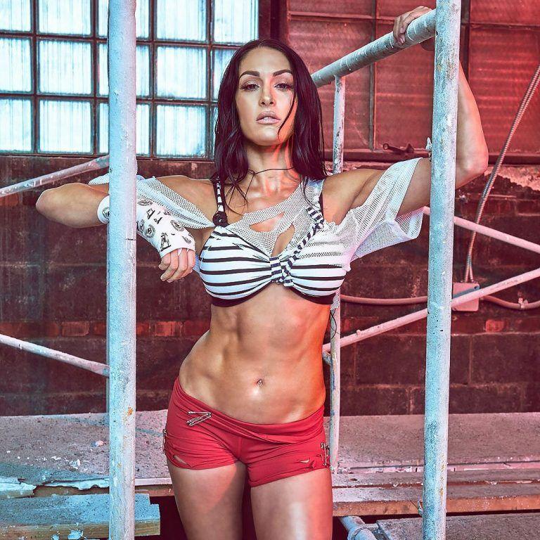 Nikki Bella Naked Photos With Hard Nipples - ScandalPost