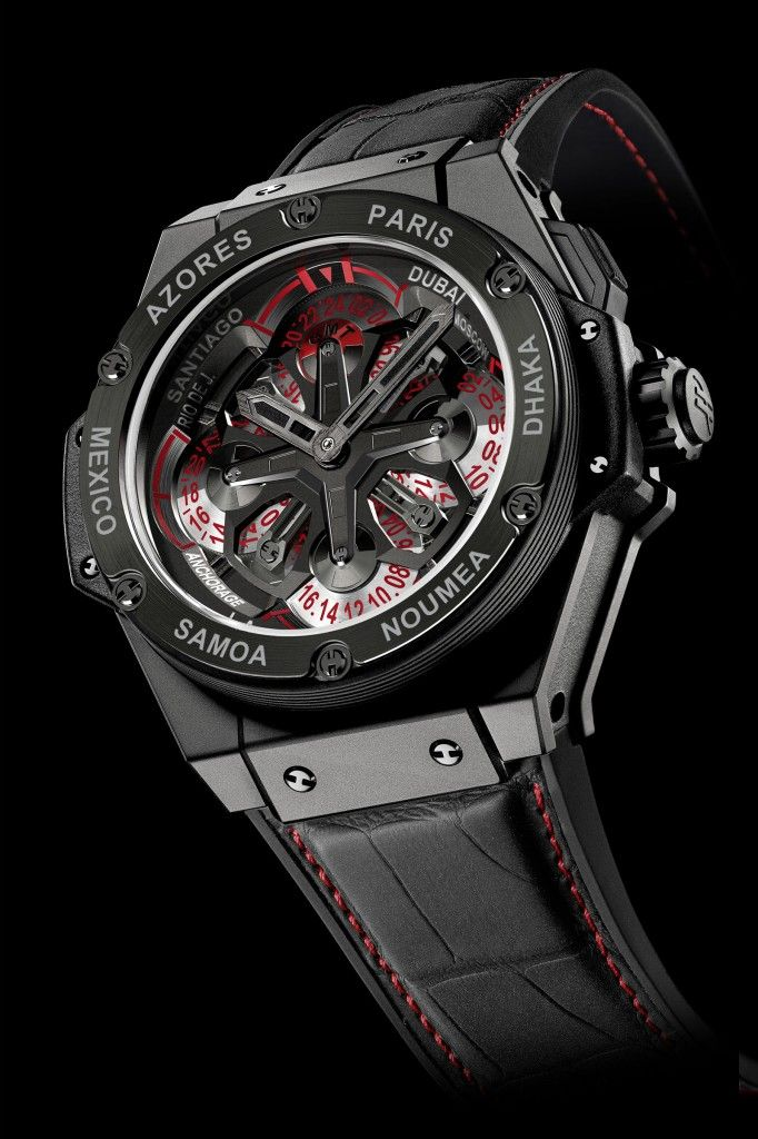 Hublot King Power Unico GMT | Watches | Pinterest