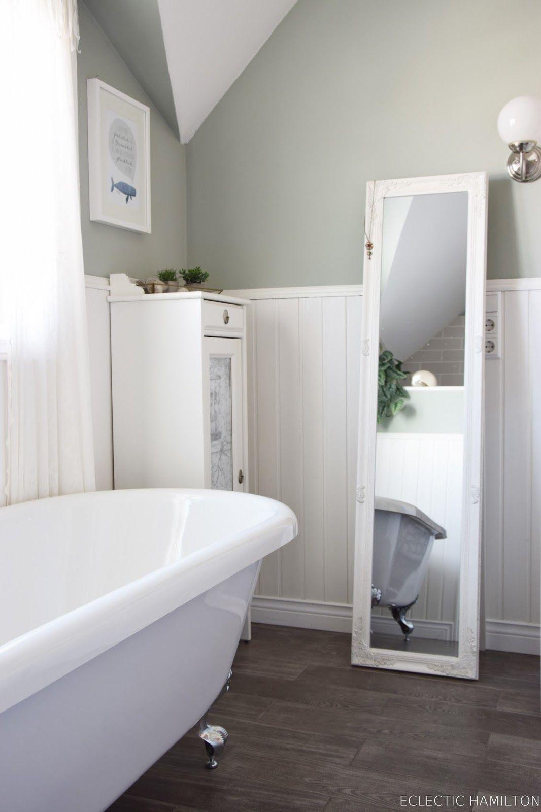 Meine Badezimmer-Deko und gute Gedanken hinter Glas in 2019 ...