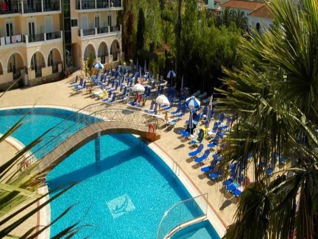 Majestic Spa Hotel Zante Hotel Spa Spa Greek Island Hopping