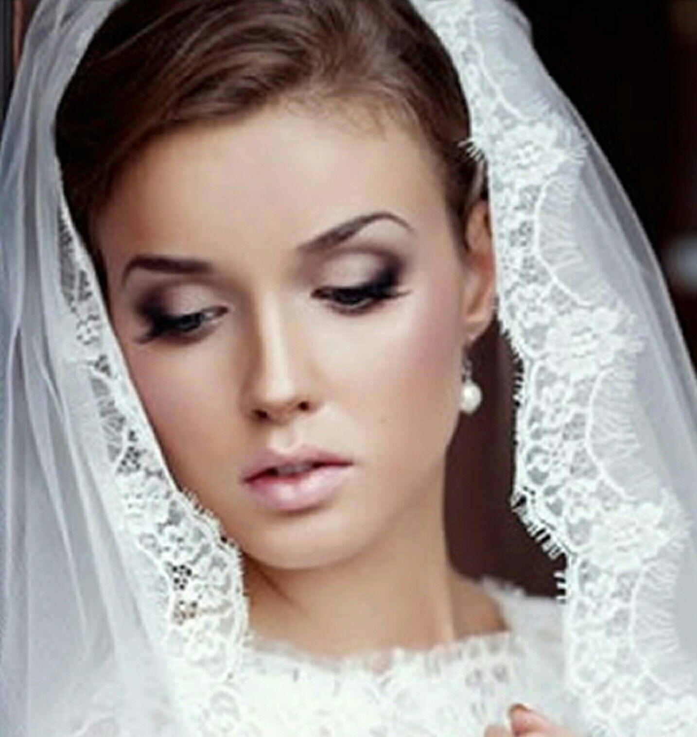 Pin de Amynadab PG en WEDDING Makeup