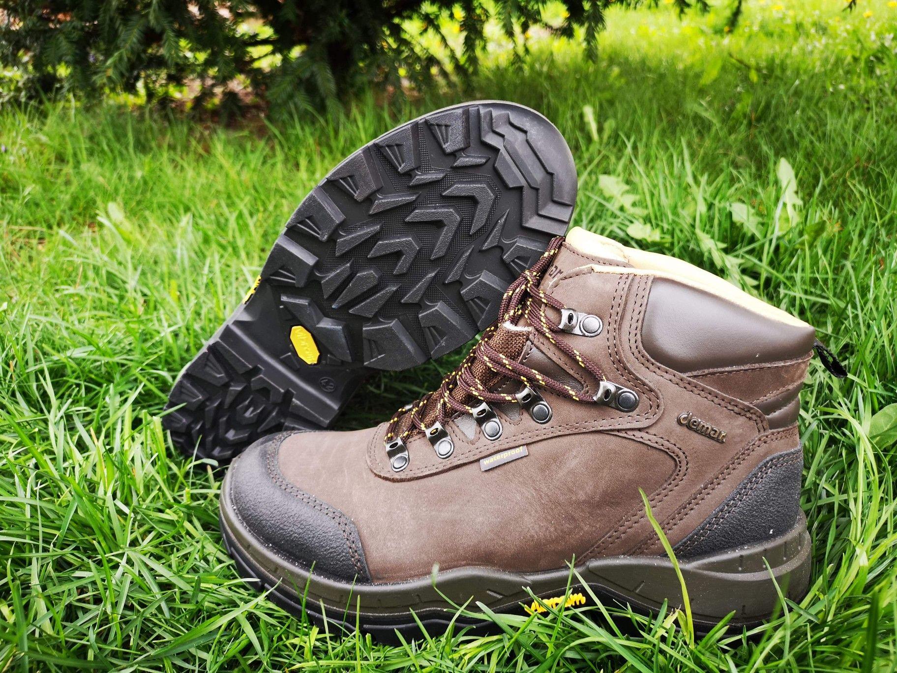 Traper 2 Trzewiki Mysliwskie Demar Boots Shoes Hiking Boots