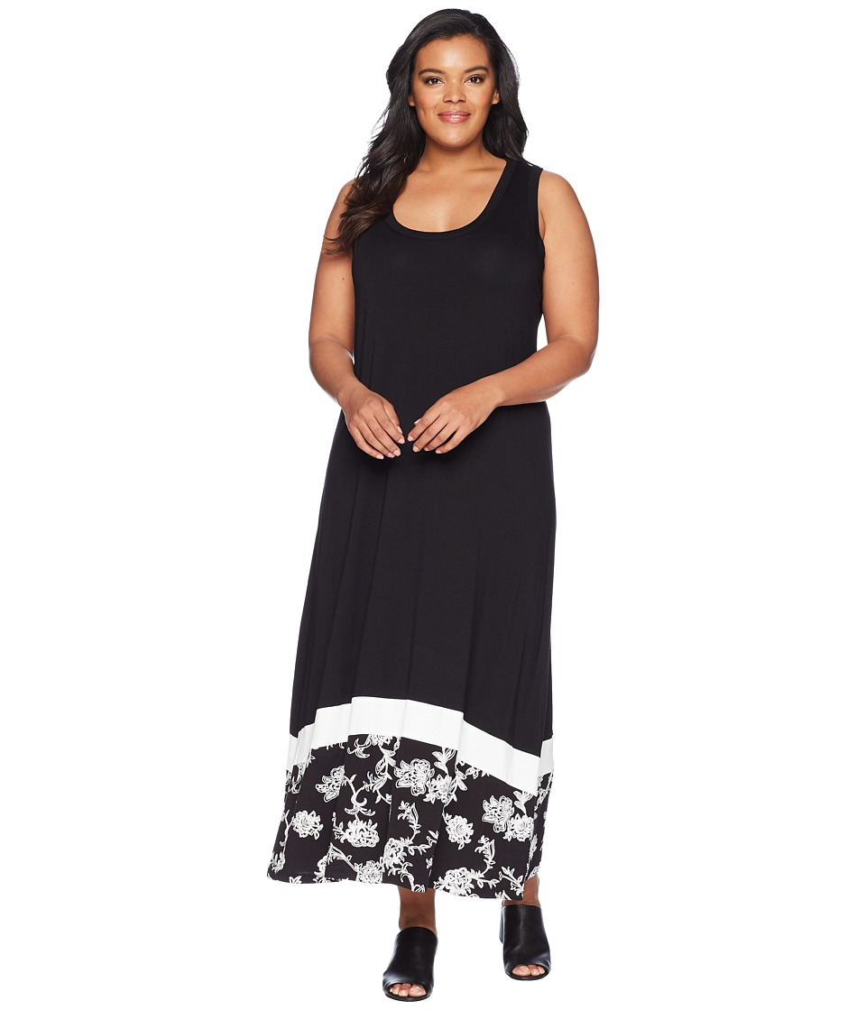 Karen Kane Plus Plus Size Maxi Tank Dress Women\'s Dress ...