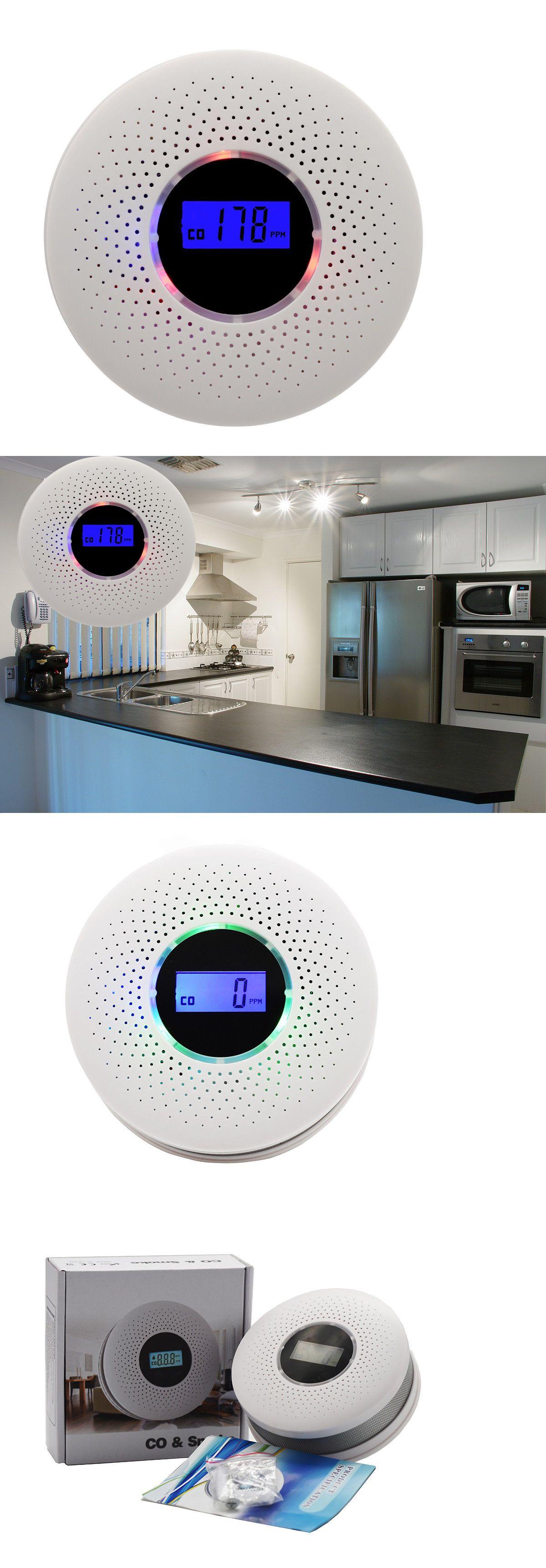 Carbon Monoxide Detectors 115943 Carbon Monoxide Co And Smoke Detector Fire Alarm Smoke Detector With Images Detector Carbon Monoxide Carbon Monoxide Detectors