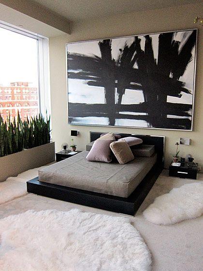 Kevin Sharkey S Chic Condo The Best New Design Books For Fall Modern Bedroom Design Elegant Bedroom Design Home Decor Bedroom