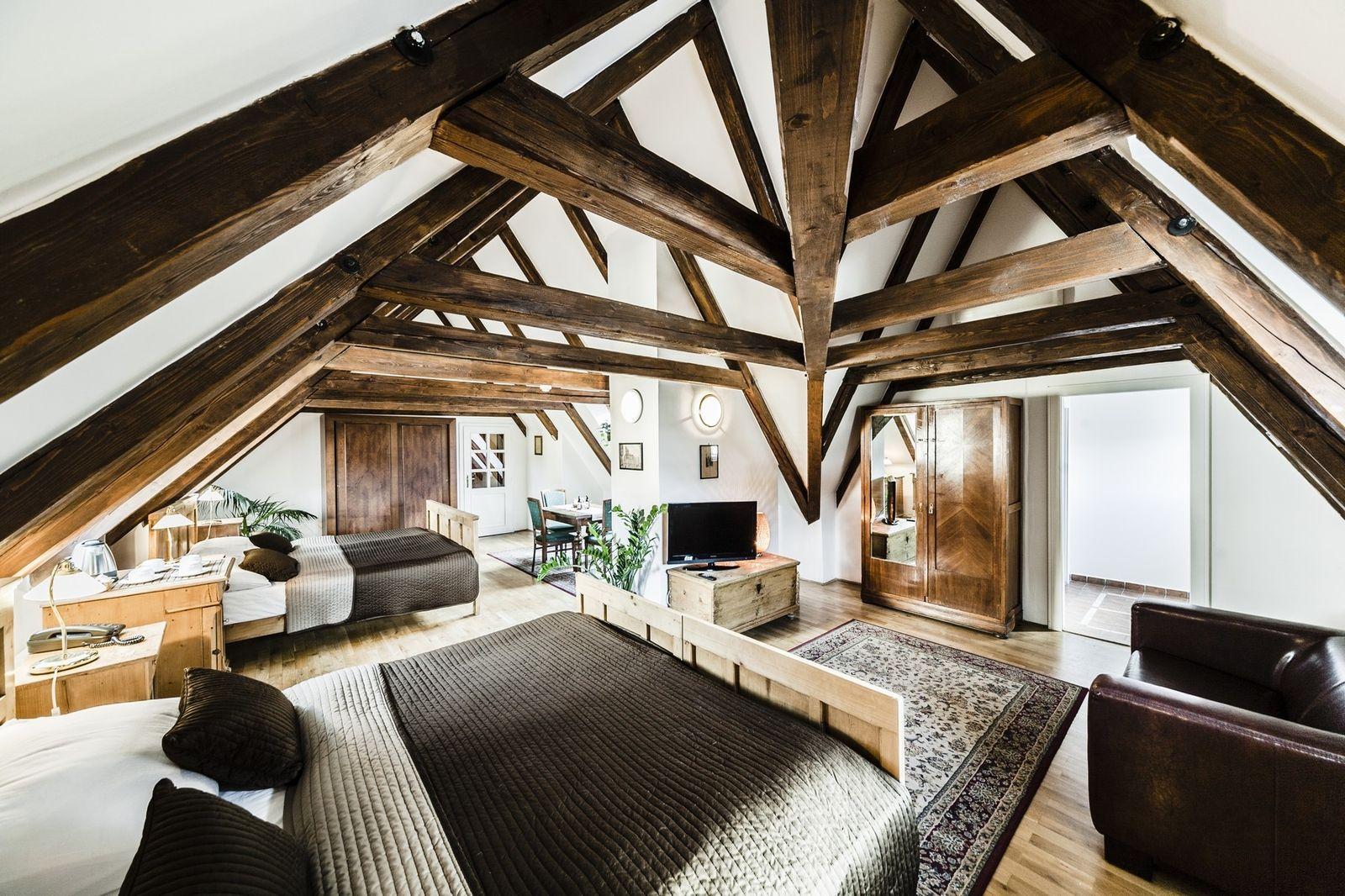 Prague Family Hotel Room - Accommodation Prague City ...