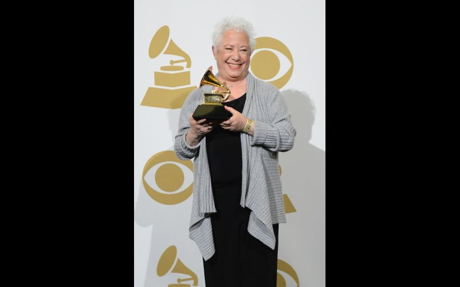 Janis Ian In The GRAMMY Winners Circle | GRAMMY.com