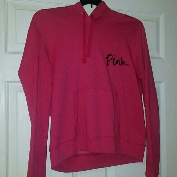 Pink Victorias Secret pullover Pink Victorias Secret pullover PINK Victoria's Secret Tops Sweatshirts & Hoodies